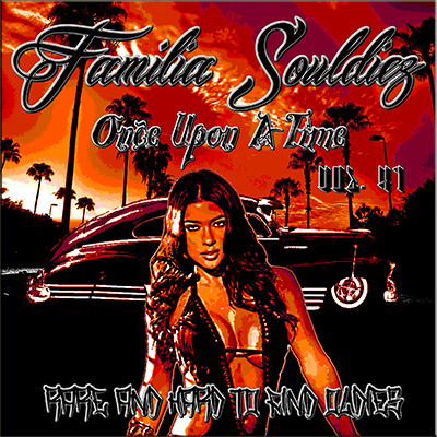 FAMILIA SOULDIEZ VOL 41 - Once Upon A Time - 400x400
