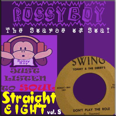 RossyBoy's Vol 008 - Straight Eight