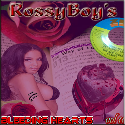 RossyBoy's Vol 011 - Bleeding Hearts cover
